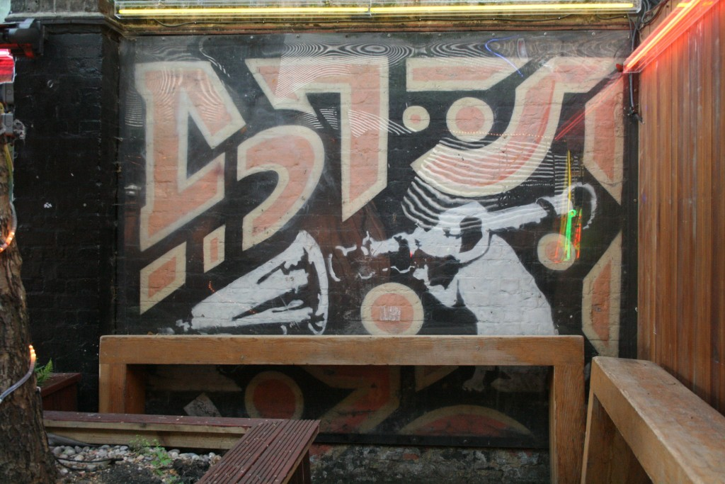 Second Banksy Mural
