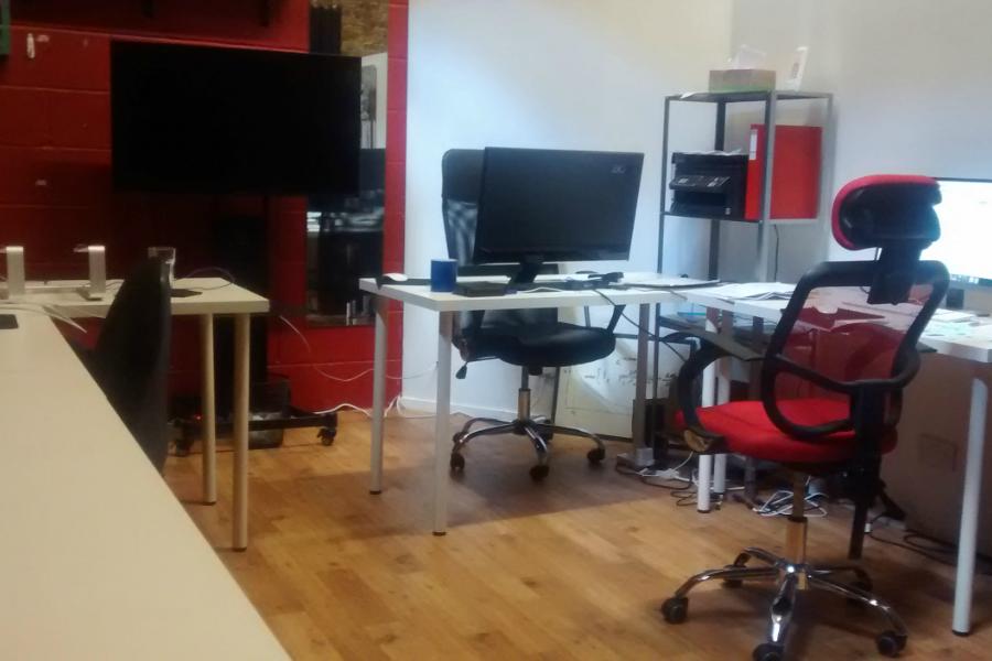 Crozdesk Office