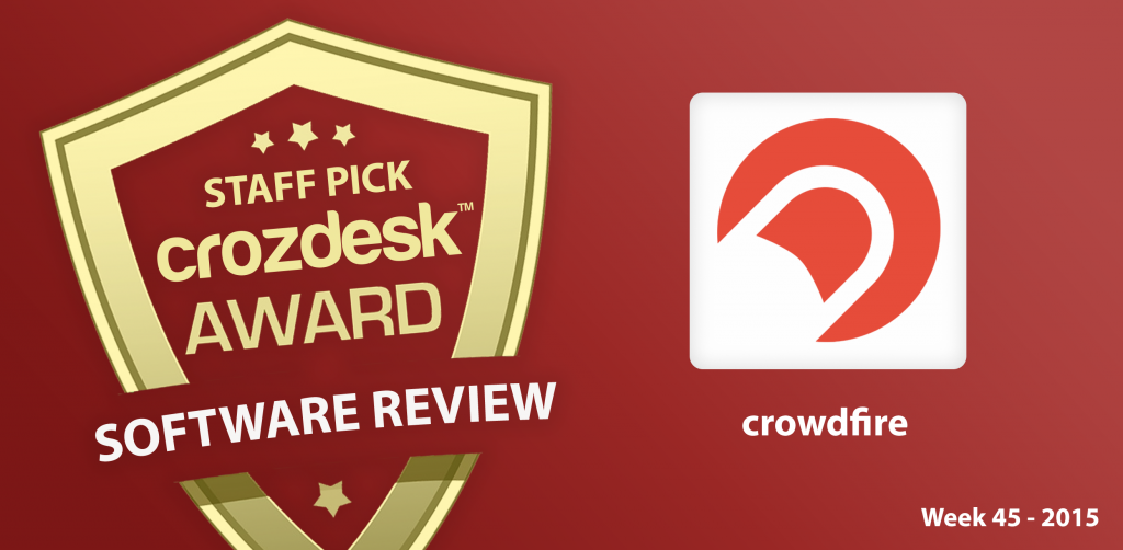 Increase Your Twitter Fanbase with Crowdfire: Crozdesk App of the Week