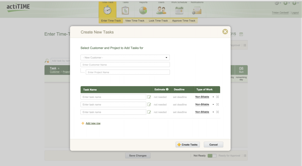 Web-Based Timesheet Software - actiTIME - Review: Crozdesk App of the Week