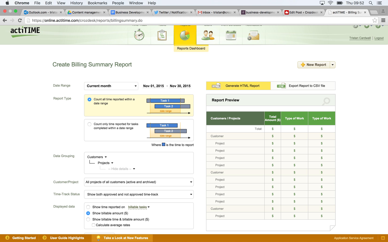 Online timesheet software reviews