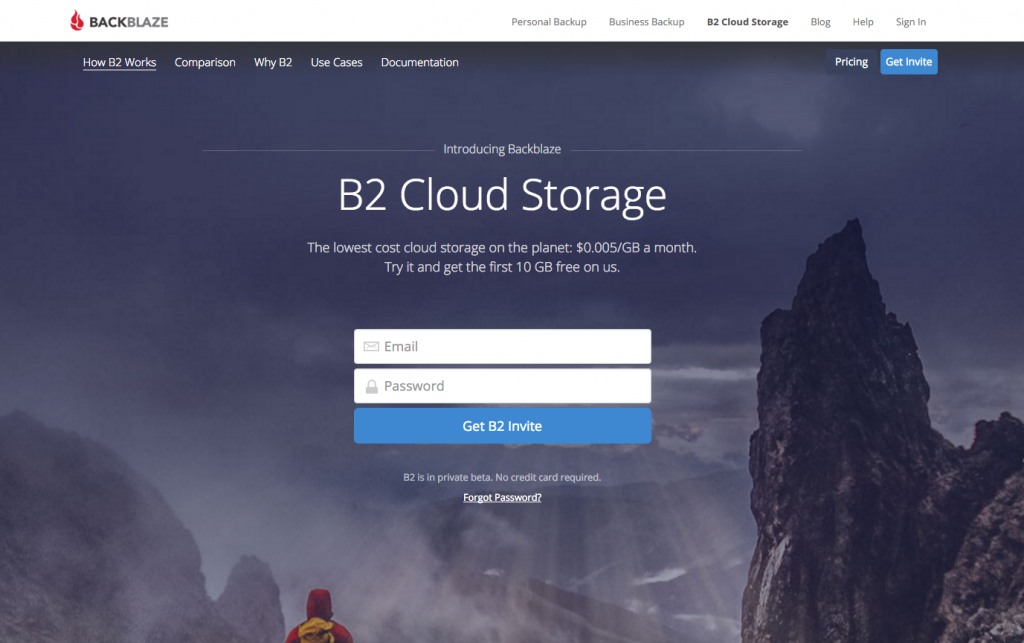 Backup Files Securely Online with Backblaze: Crozdesk App of the Week