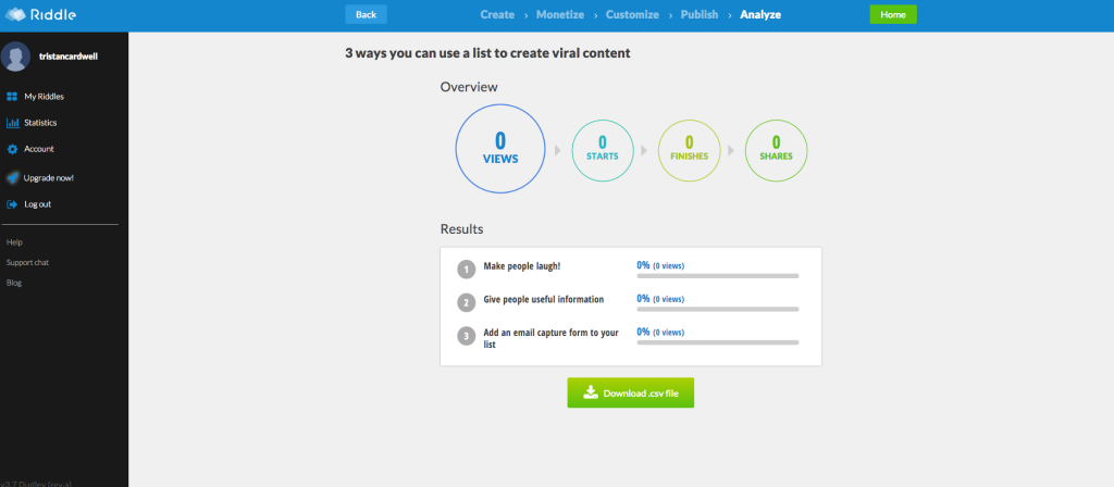 Create Engaging Online Content with Riddle: Crozdesk App of the Week