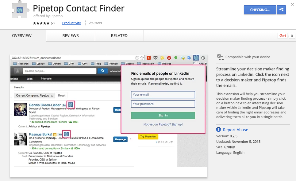 Accurate and Efficient Sales Prospecting with Pipetop: Crozdesk App of the Week