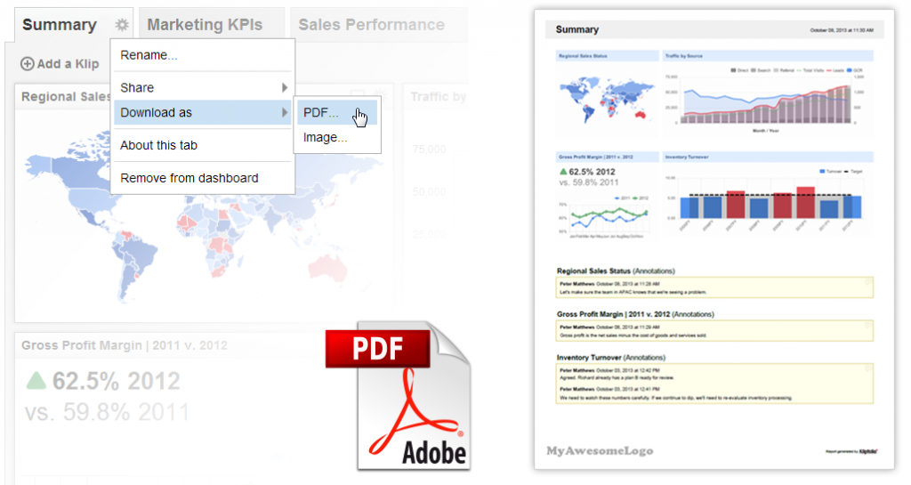 Crozdesk App of the Week: High-Powered Data Visualisation with Klipfolio