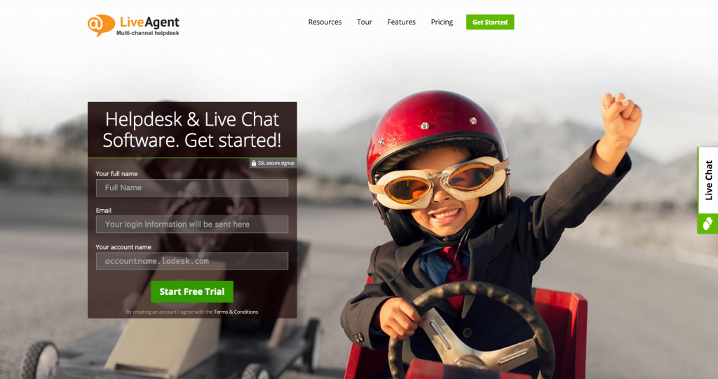 Crozdesk App of the Week: Help Desk and Live Chat App, LiveAgent