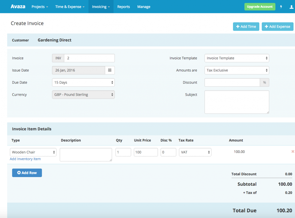 Timesheets and Invoices for Teams with Avaza: Crozdesk App of the Week