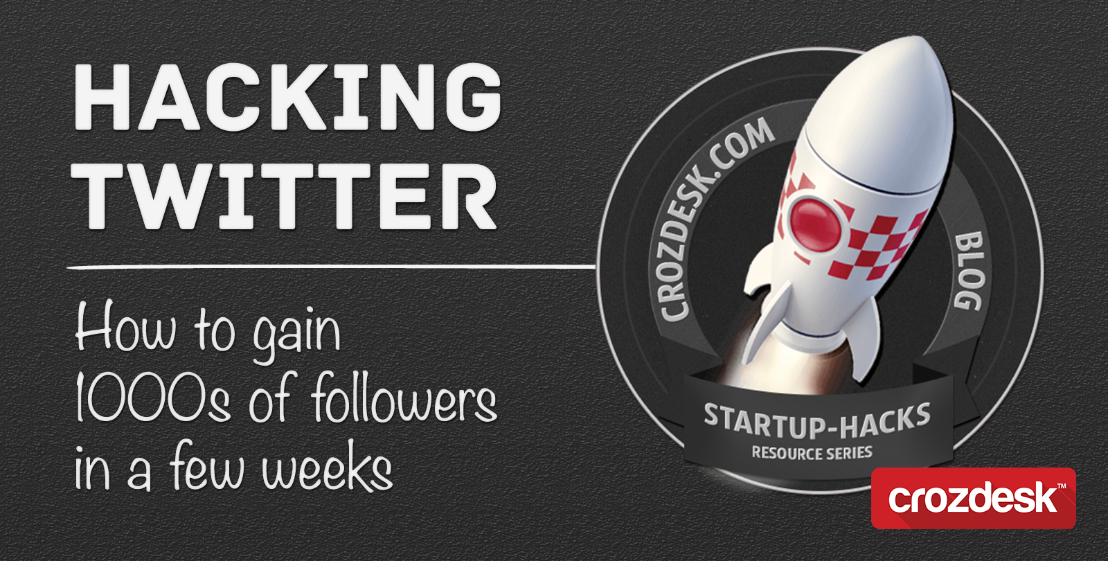 Hacking Twitter – How to gain 1000's of followers in a few weeks