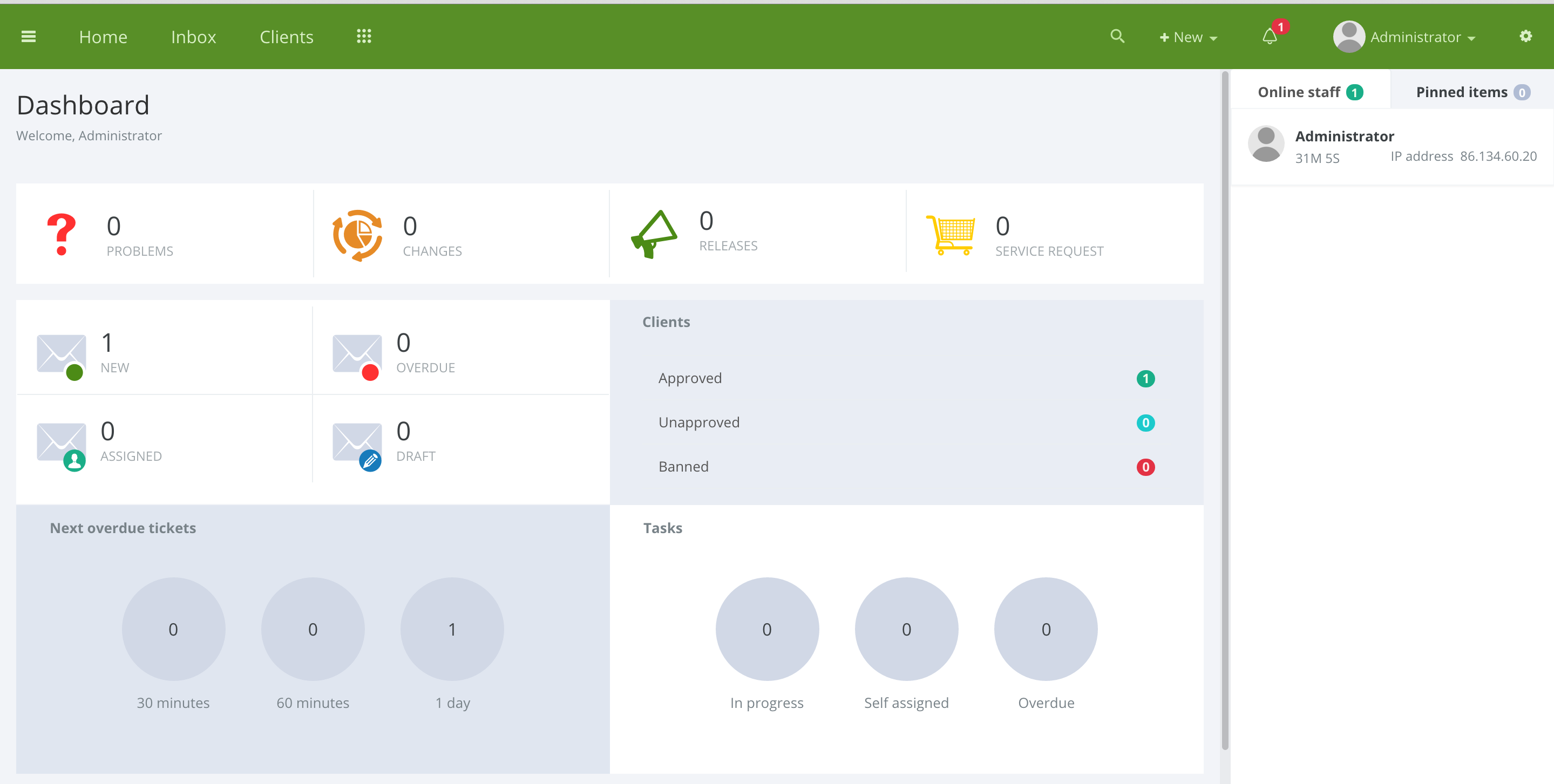 Comprehensive customer support software - Vision Helpdesk: Crozdesk App of the Week