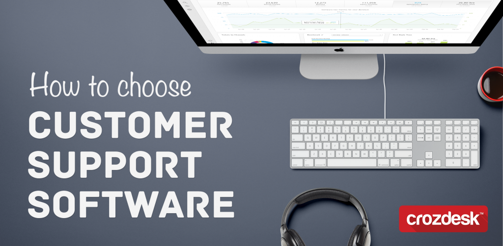 Customer Support Software on Crozdesk