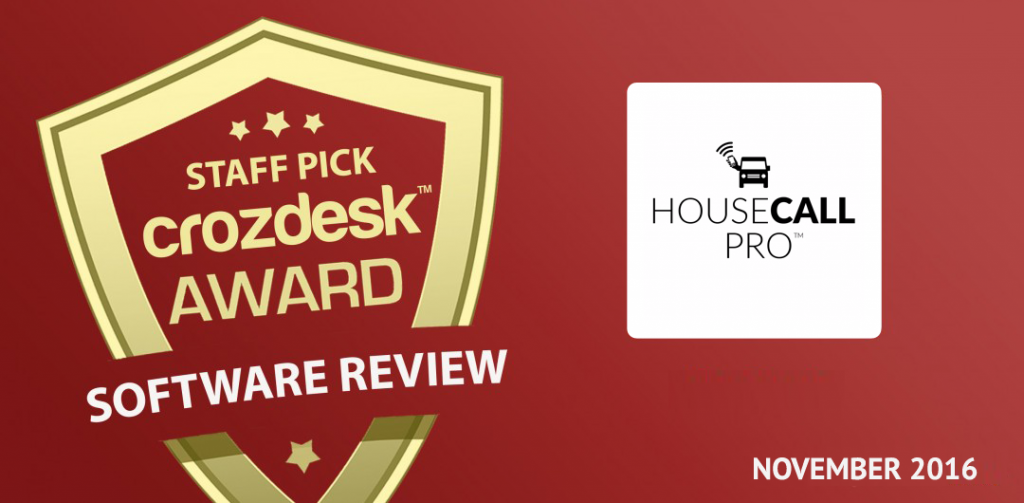 HouseCall Pro Service Management review
