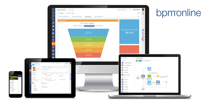 Crozdesk Review: Bpm'online CRM suite