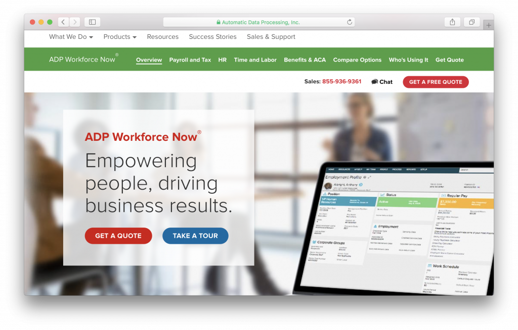 all about login adp workforce now