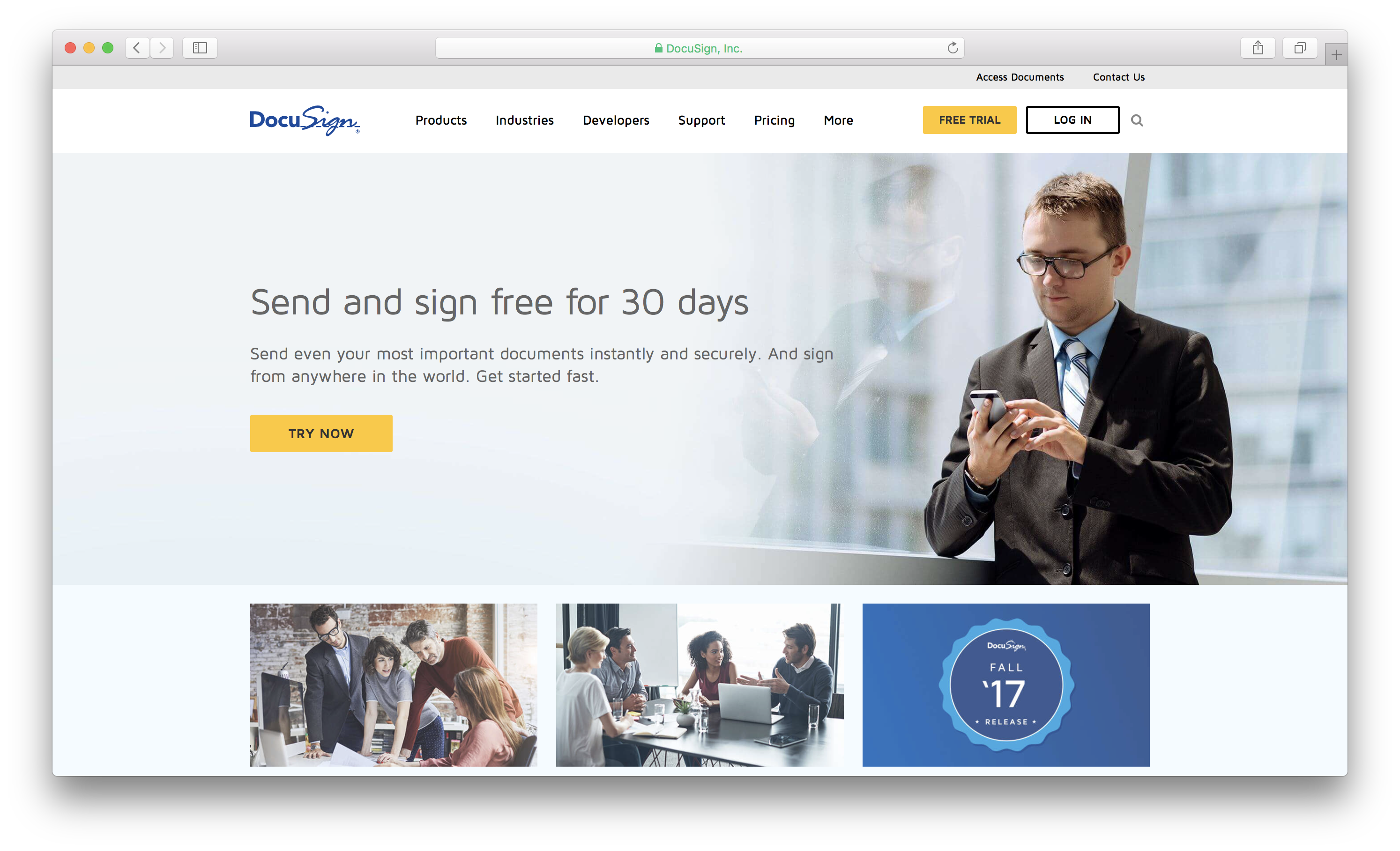 DocuSign Review