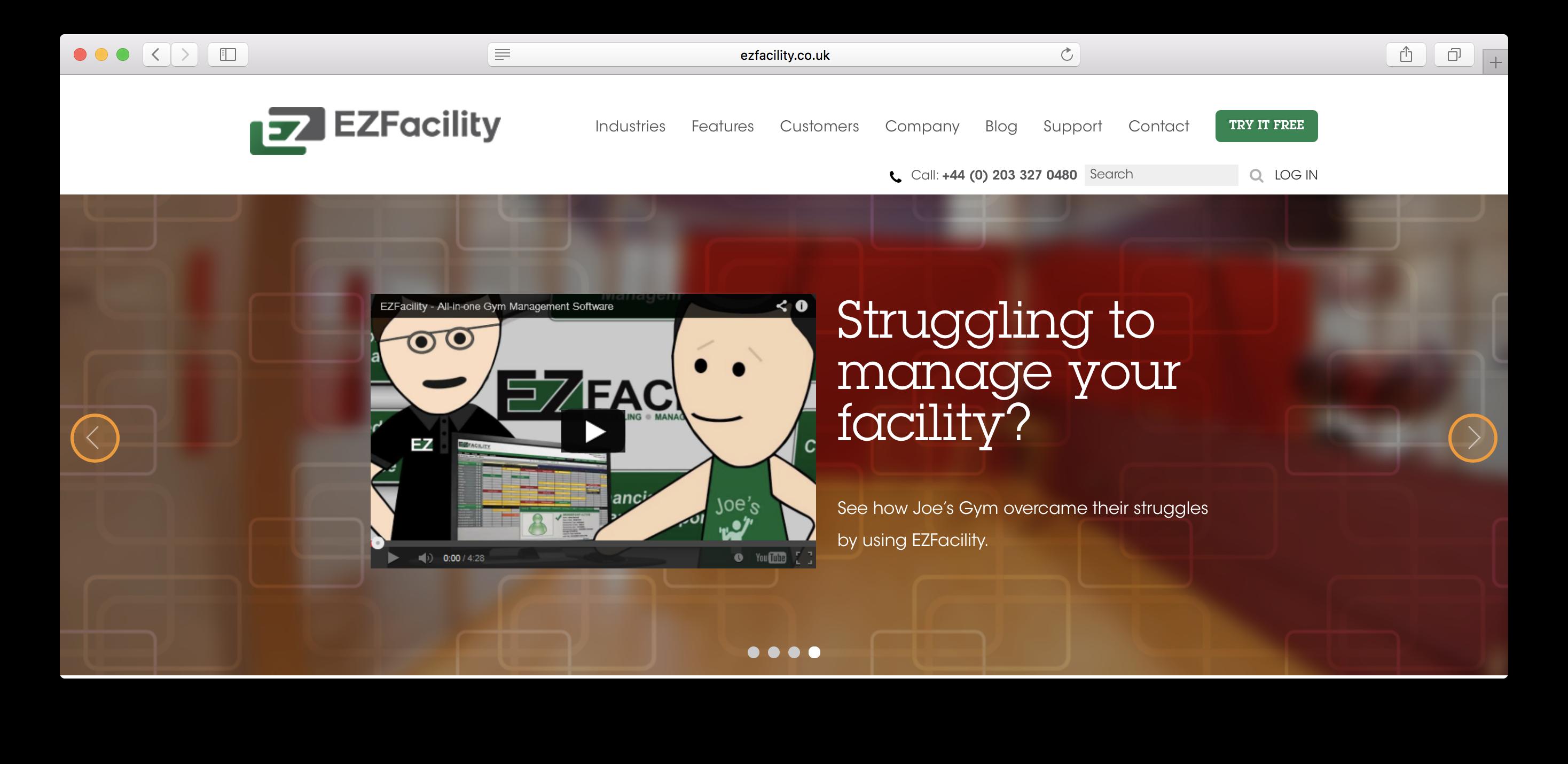 EZFacility Review