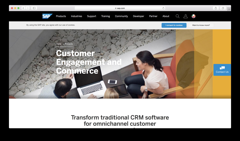 SAP CRM Review
