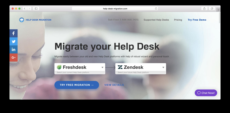 Help Desk Migration Review