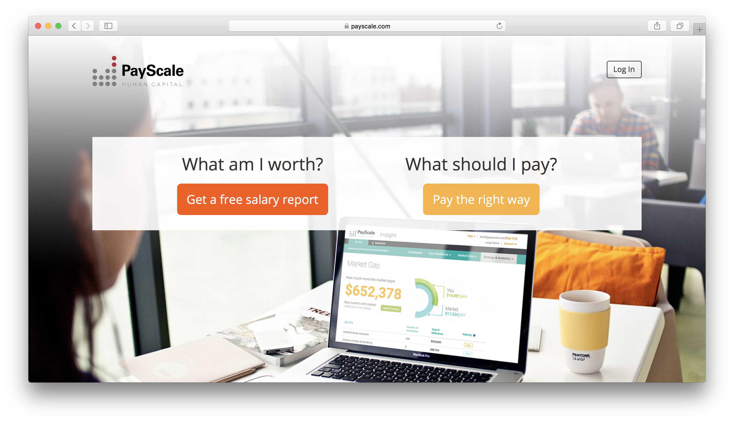 PayScale Insight Reviews, Pricing and Alternatives