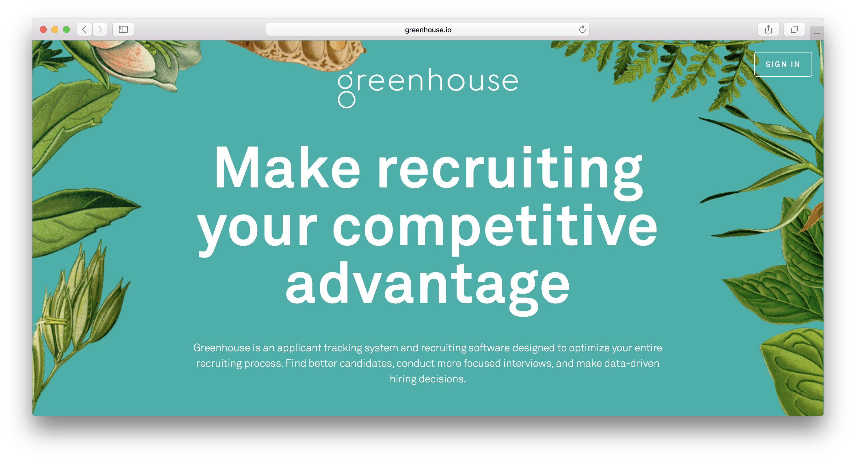Greenhouse ATS review