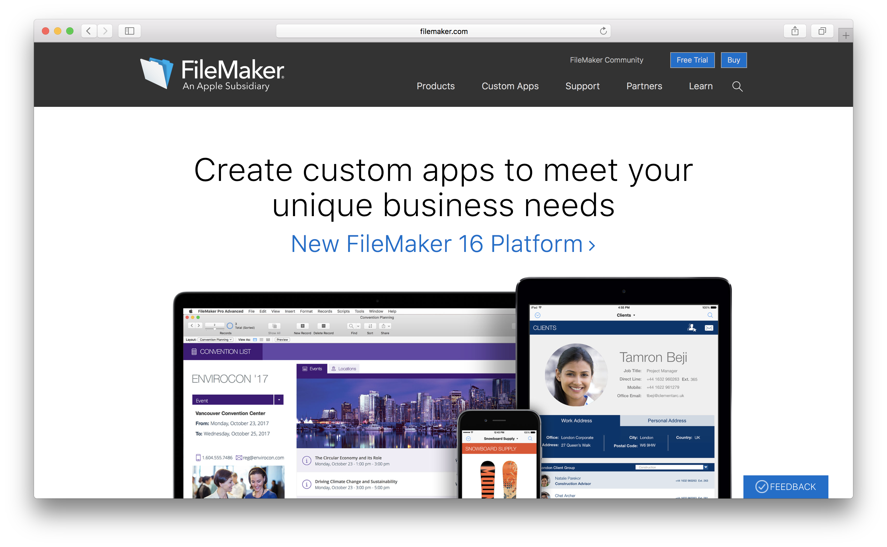 filemaker pro review