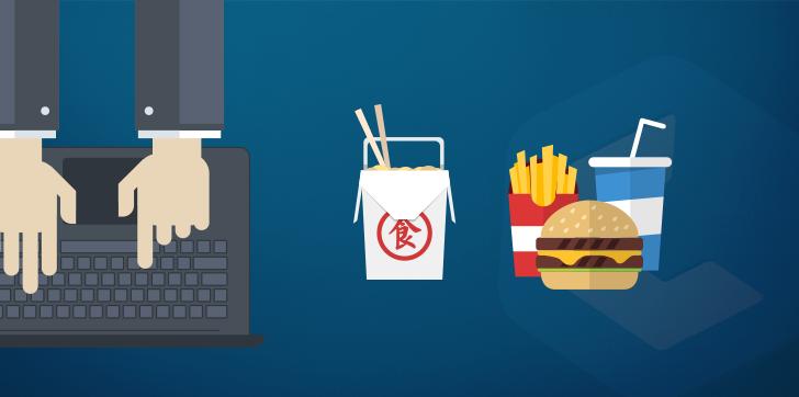 Banner for blog post on food business software