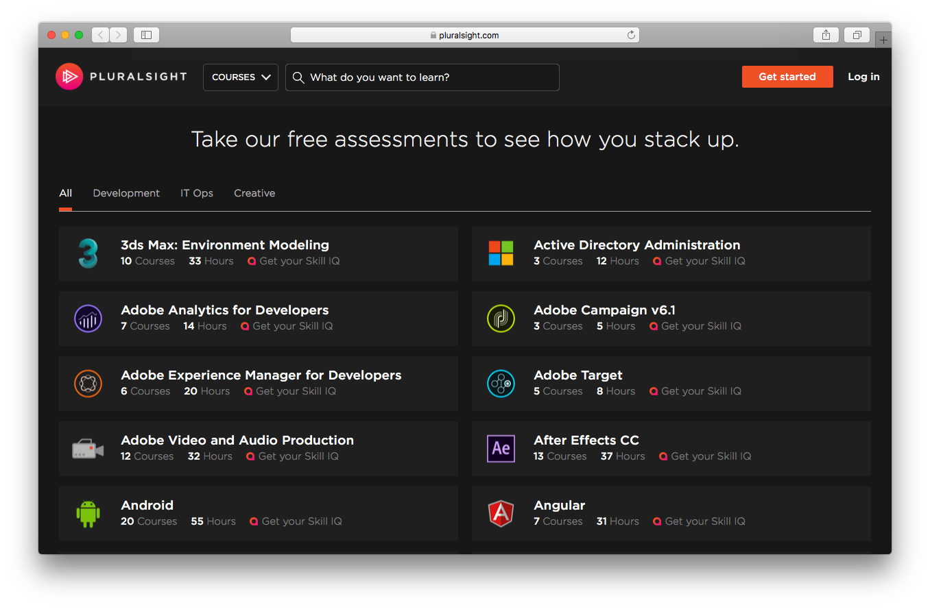 Pluralsight Reviews, Pricing and Alternatives