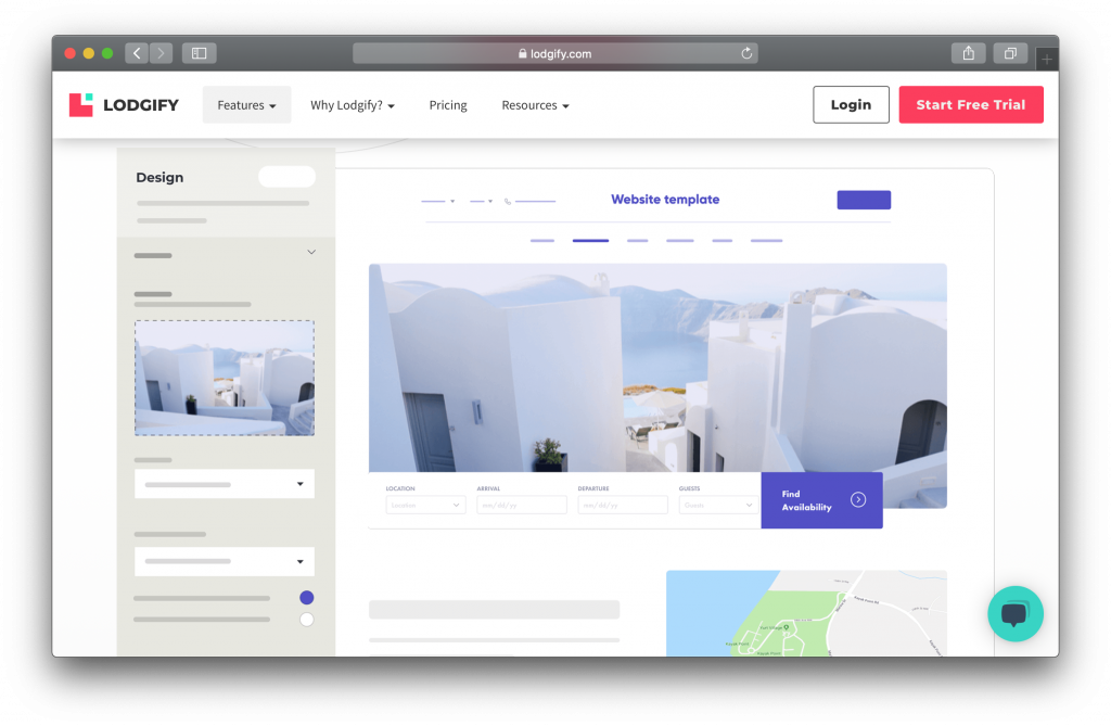 Lodgify Features