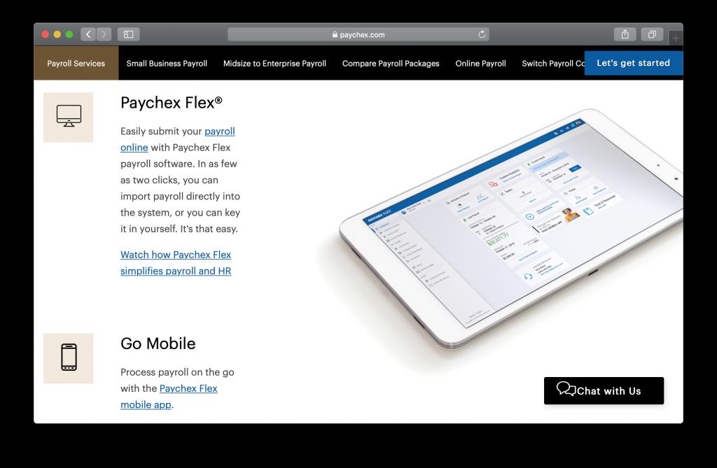 Paychex Flex review