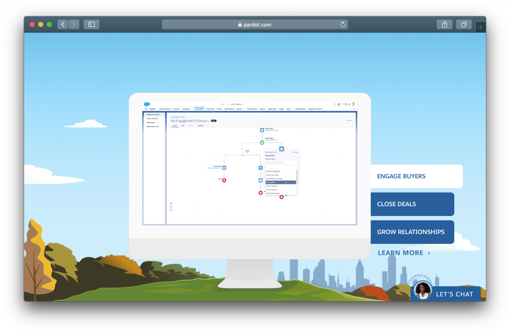 Salesforce Pardot review