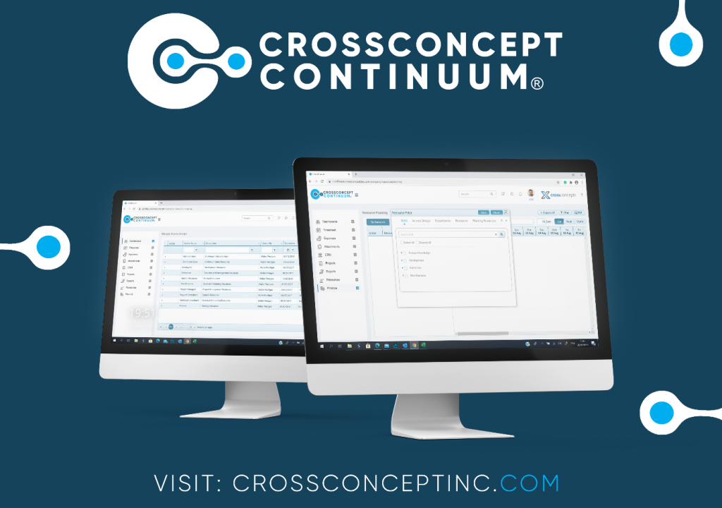 CrossConcept Continuum PSA Software