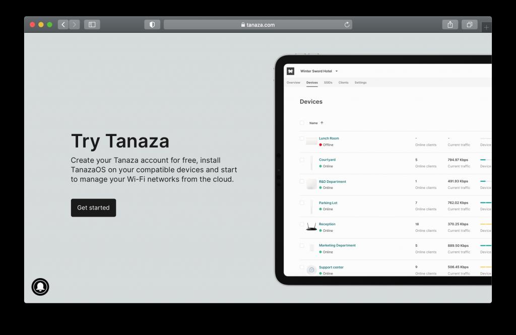 Tanaza Review